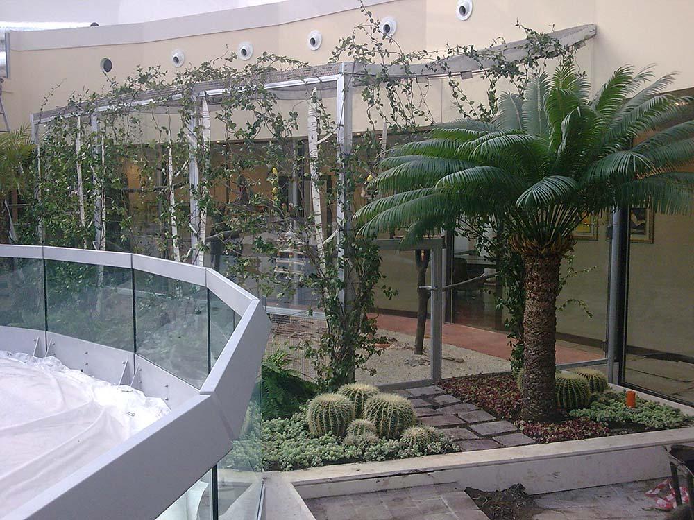 Vivai caputo brindisi lecce terrazzi e giardini pensili - Terrazzi e giardini pensili ...